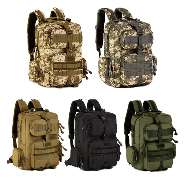 Commandant KC 30L Waterproof Hiking Camping Backpack