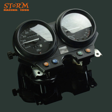 Motorcycle Speedometer Tachometer Odometer Display Gauges For Honda CB400K CB 400K CB400 K
