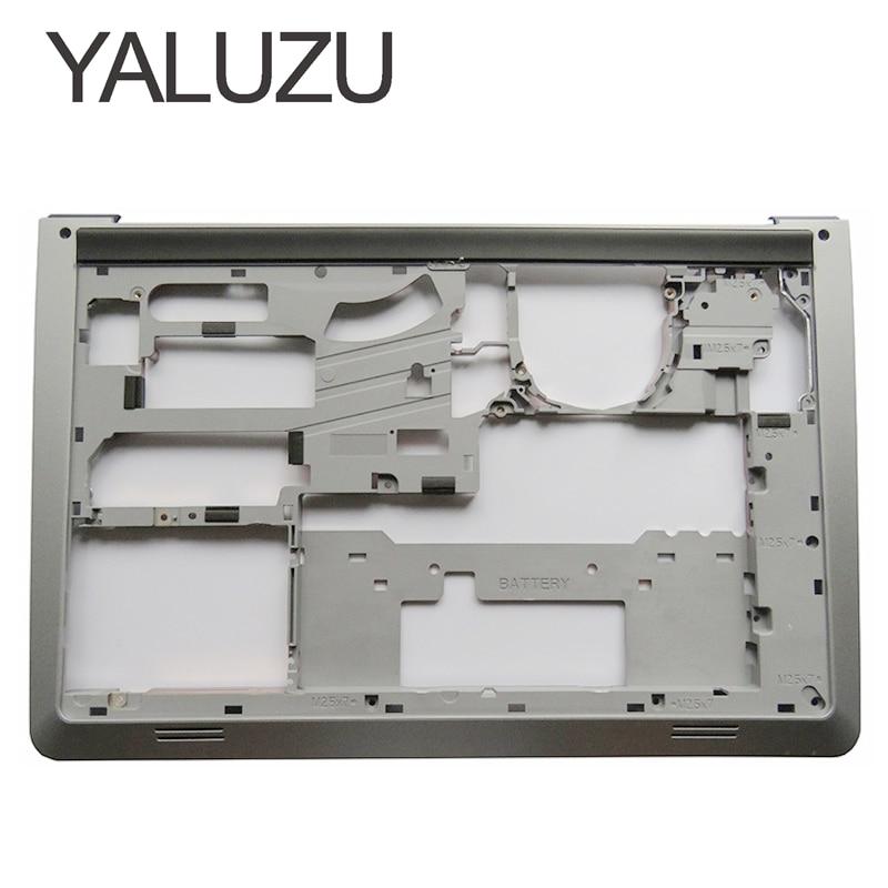 YALUZU new laptop Bottom case Base Cover for DELL Inspiron 15-5000 5547 5545 5548 5557 Lower Case 006WV6 06WV6 new for dell inspiron 15r 5545 5547 5548 5549 laptop bottom case back cover replace e shell 01f4mm black page 5