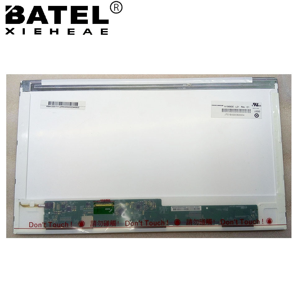 Replacement for packard bell Laptop Screen Matrix for packard bell EASYNOTE LJ63 17.3 1600X900 LCD Screen LED Display Panel 13 3 for sony vpc sa sb sc sd vpc sa25 vpc sa27 claa133ua01 1600 900 laptop screen lcd led display screen 1600 x 900 40 pins
