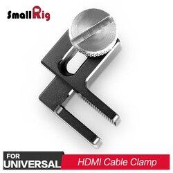 SmallRig DSLR Camera zacisk kabla HDMI do klatki SmallRig do Panasonic GH4/GH3 Cage 1585/2048 1693