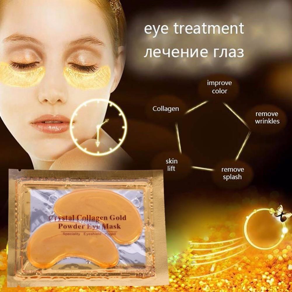 Alam Crystal Collagen Gold Powder Masker Mata Anti Aging Eyelid Patch Emas Tidak Menggunakan 1 Lebih Dari 12 Jam Kehidupan Shelf 3 Tahun Fitur Bengkak Lingkaran Gelap Pelembap Bergizi
