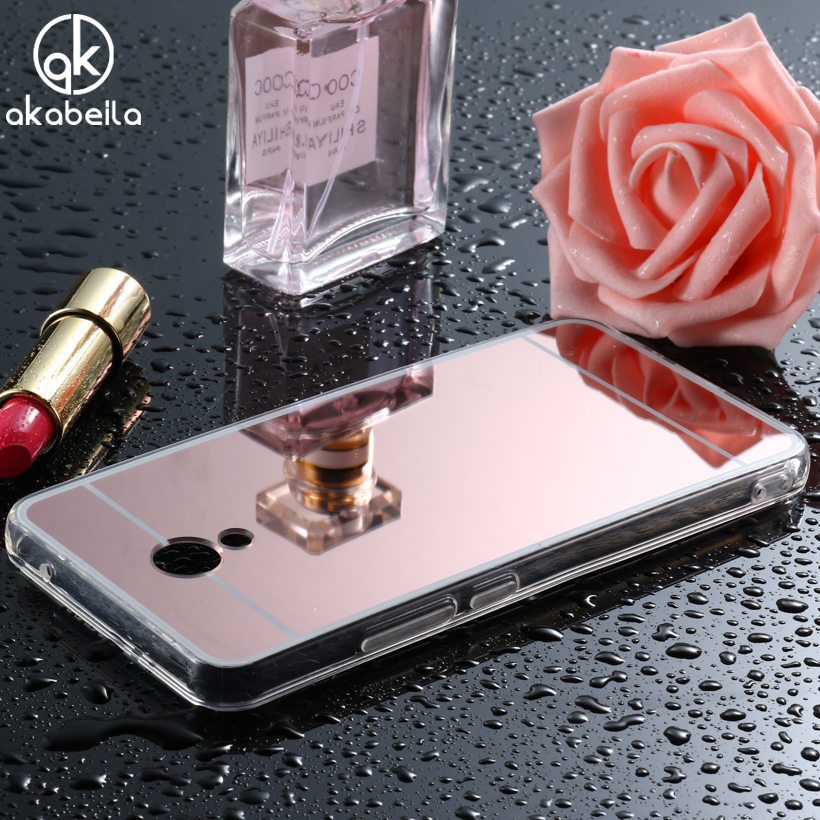 AKABEILA TPU <font><b>SmartPhone</b></font> Custodie Coperture Per Meizu Meilan 5 s MEIZU M5S M612Q M612M 5.2