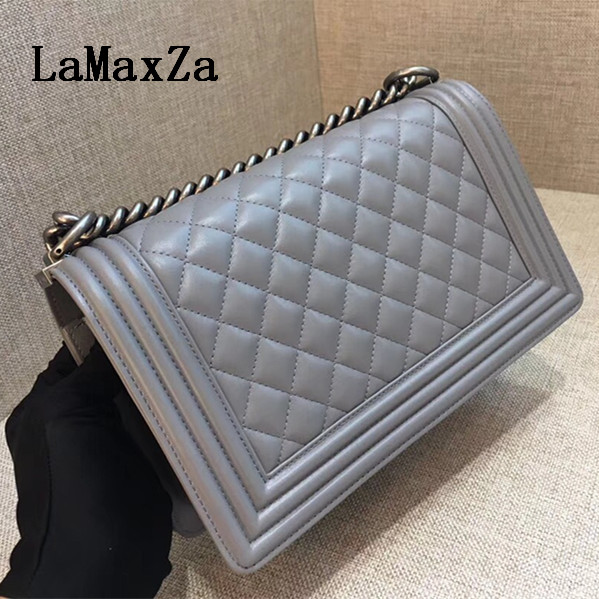 2018 new arrival real top quality shoulder bags luxury design imported sheepskin leather more styles