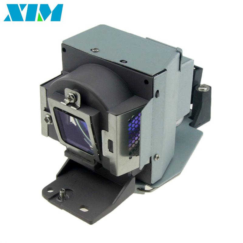 VLT-EX240LP Replacemetn Projector Lamp With Housing For Mitsubishi EW230U-ST,EW270U,EX200U,EX240U,GS-326,GX-330,GX-335 original projector lamp with housing vlt xd221lp for gx 318 gs 316 gx 540 xd220u sd220u sd220 xd221u