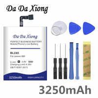 Da Da Xiong 3250mAh BL245 Batteria per Lenovo S60 S60T S60W