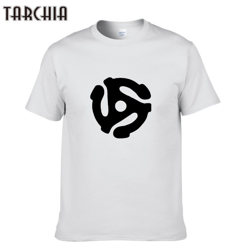 TARCHIA Hot Sale 2018 New Summer Fashion Mens T Shirts O-Neck Slim Fit Short Sleeve T Shirt Mens Clothing Trend Casual Tee Shirt