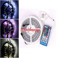 Светодиодная лента 5050 RGBW RGB + холодный белый свет 5 м 300 Светодиодная лента не Водонепроницаемая + контроллер