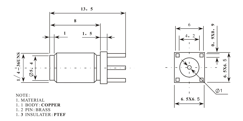 Image 5 - 100 個 SMA メスのジャック Pcb ストレートマウント RF コネクタレセプタクルはんだゴールドメッキ -    グループ上の ライト