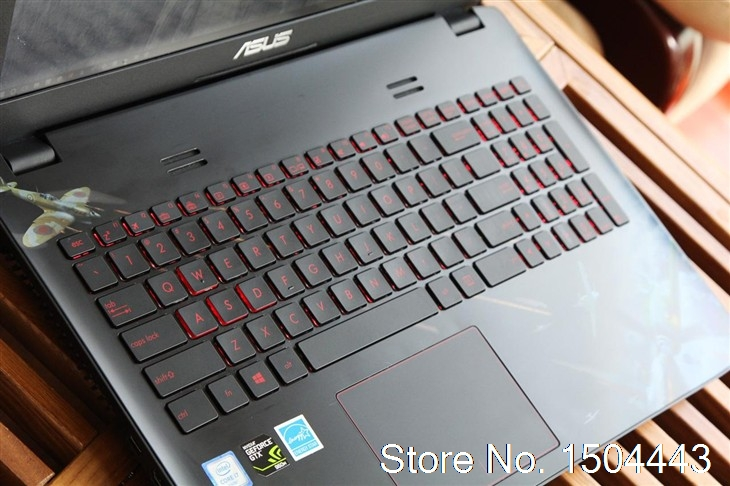 15.6/17 inch Notebook keyboard Cover Protector for Asus