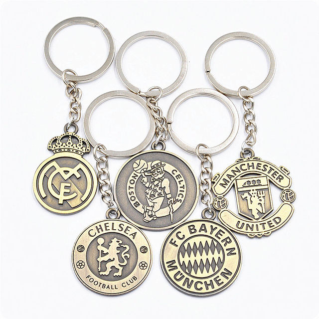 Football Fans keychain