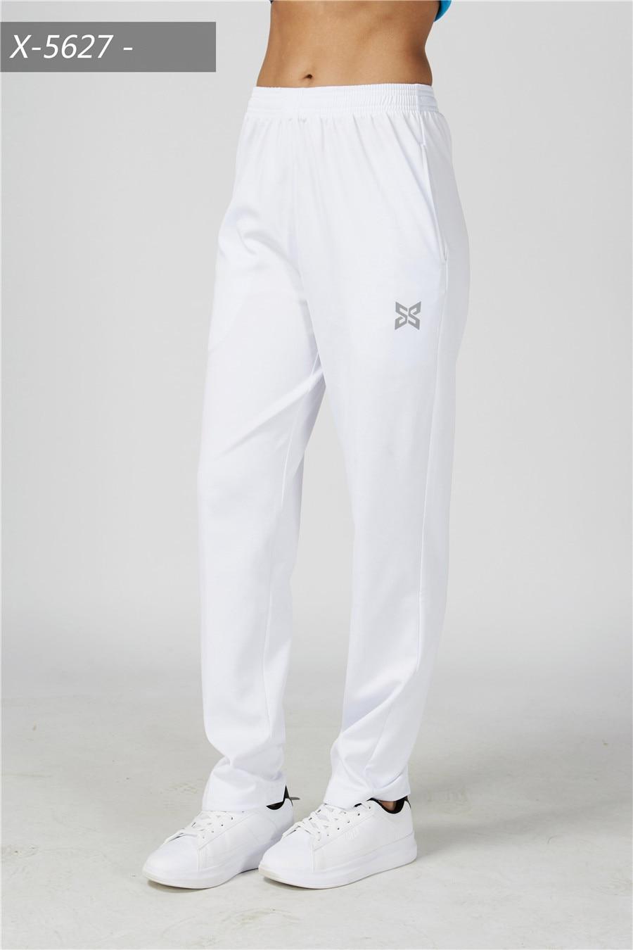 Nueva llegada jogging pantalones de entrenamiento de fútbol para hombres  mallas deportivas para correr gimnasio fitness pantalones para mujer  entrenamiento ... a90329ced422f