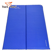 2 Person Outdoor Self-Inflating Sleeping Pad with Pillow Camping Tent Mat Travel Moisture-proof Mat – TM2207