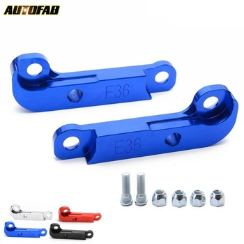 Autofab Adapter Increasing Turn Angle about 25% -30% drift lock kit For BMW E36 M3 AF-CAE36M3 image
