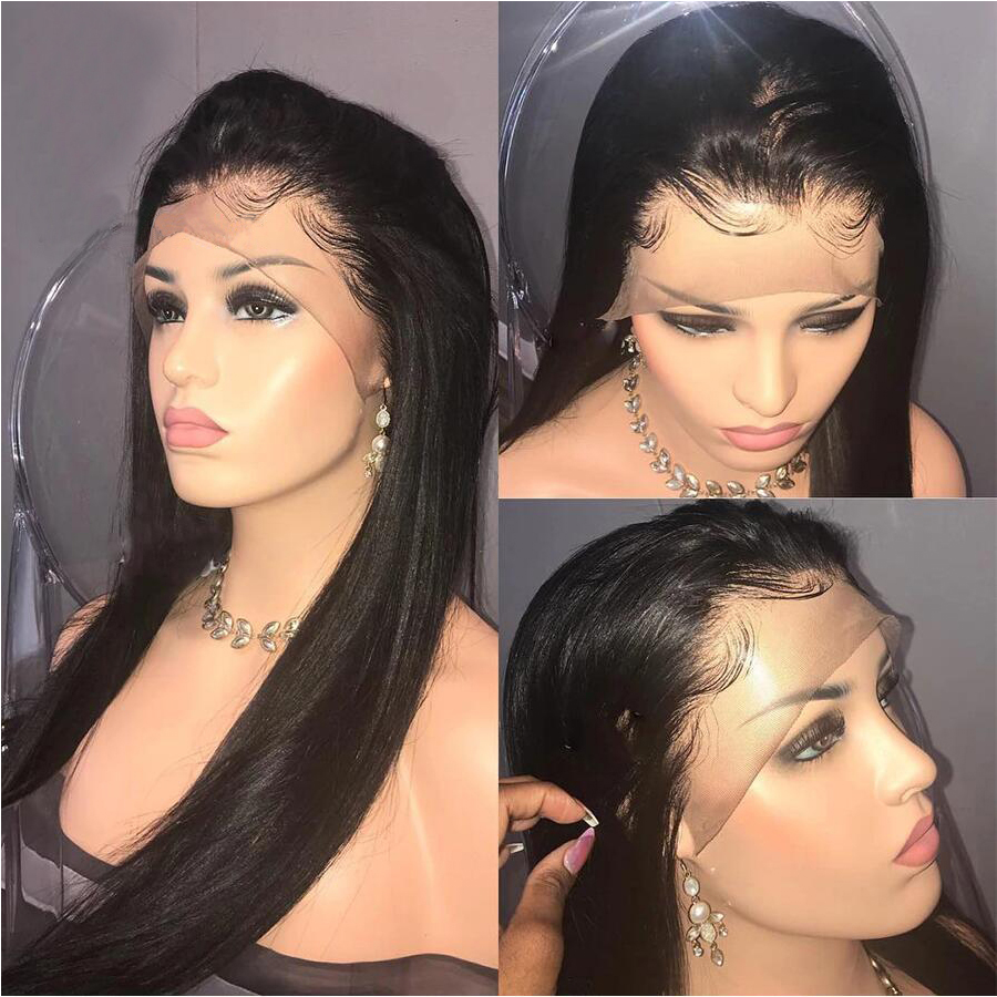 Straight-Lace-Front-Human-Hair-Wigs-For-Black-Women-Maxine-360-Lace-Frontal-Wig-Pre-Plucked
