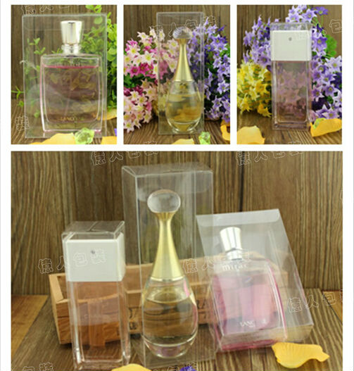 100PCS 6x6x4CM Wedding Favor Clear PVC Wedding Gift Boxes Gift Box Toys Perfume Daily Necessities Packing Boxes Free shipping