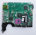 Envío libre 511864-001 da0ut3mb8d0 placa madre del ordenador portátil para hp dv6 dv6-1000 pm45 ddr2, totalmente probado
