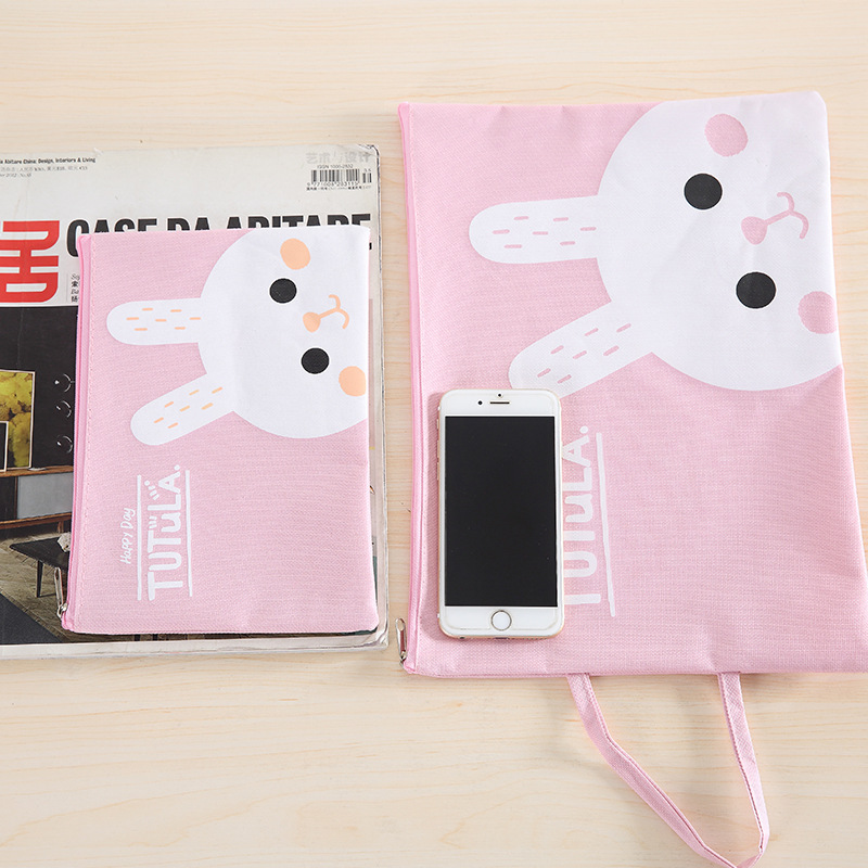 The Secrets Of Cat Mesh Bag A5 Portable File Pocket Large Capacity Pencil Bag Stationery Storage Organizer Case School Supply