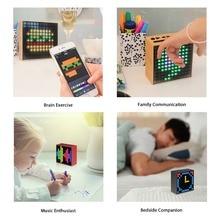 Bluetooth 4.0 Smart alarm clock  and portable speaker