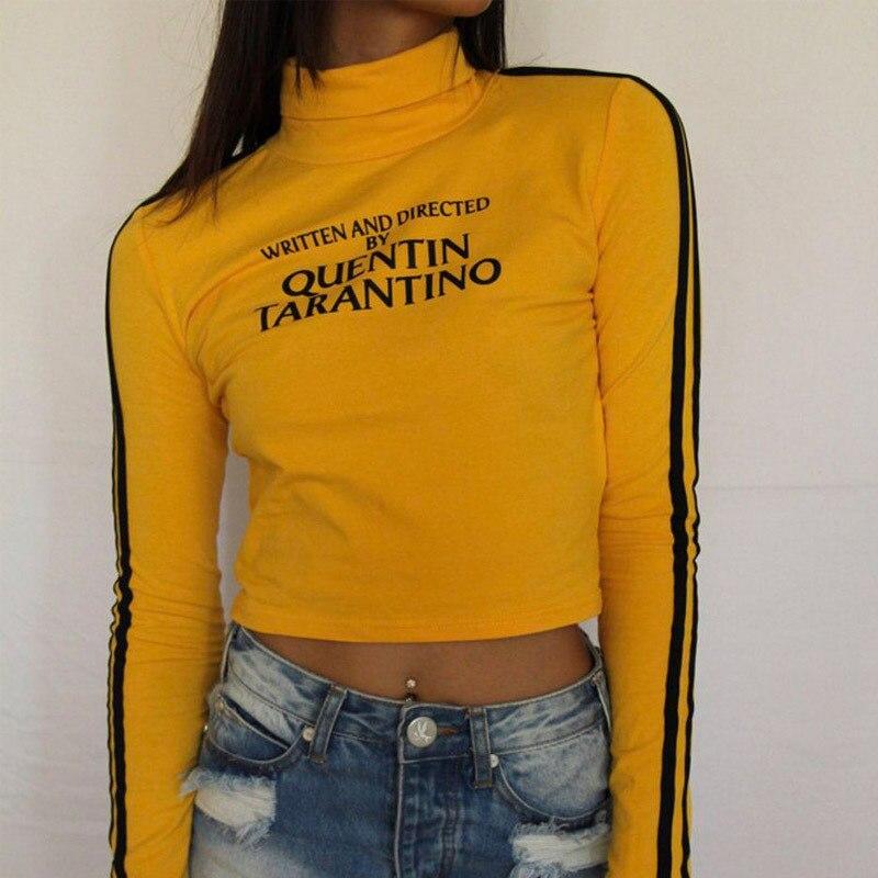 2018-fashion-quentin-font-b-tarantino-b-font-sexy-crop-tops-women-side-stripe-long-sleeve-turtleneck-knitted-short-tshirt-lady-yellow-tops