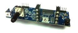 MiniDSP VOL-FP i controlli DSP scheda di interfaccia con il volume di funzionamento.