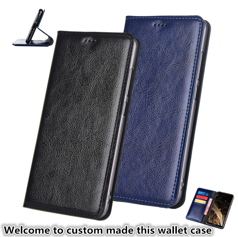 YM07 Genuine Leather Flip Stand Wallet phone bag For Sony Xperia XA Ultra(6.0') Phone Case For Sony Xperia XA Ultra Flip Case