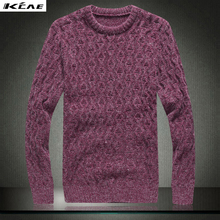 O-Neck Sweater Men Hip Hop Pullover Men Sweater Knitting Slim Fit Sweater Men Clothing Plus Size XXXL