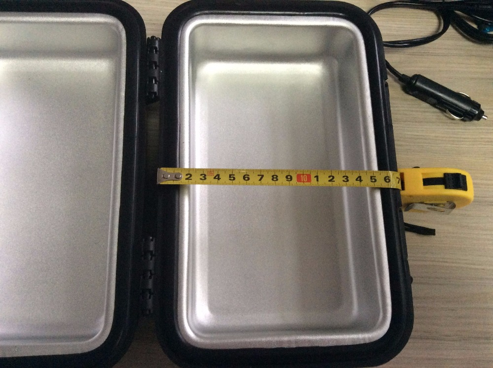 Trailer Kachel Oven 12 V Auto Magnetron Lunchbox Draagbare Kit ...