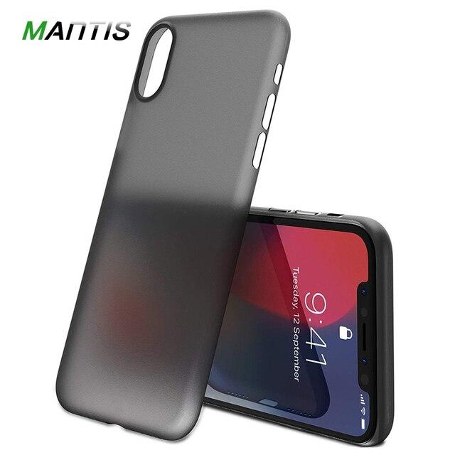 coque ultra slim transparente iphone xr