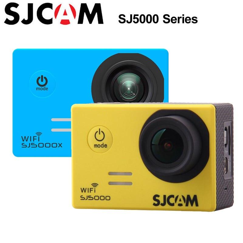 Original sjcam sj5000 serie del deporte cámara de la acción 30 m impermeable ful