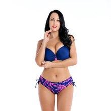 COSPOT купальник женский плюс размер бикини купальный костюм для женщин раздельное бикини пуш-ап женский купальник