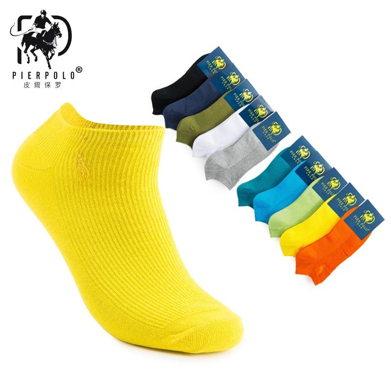 Pier Polo Calcetines Hombre Fashion Men 39 s Casual Socks Cotton Socks Deodorant Stripe Socks Happy Socks Manufacturers Promotions in Men 39 s Socks from Underwear amp Sleepwears