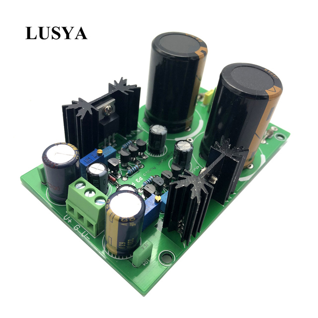 Lusya HiFi Velocità di Uscita di Alimentazione Ultra A Basso Rumore Regolatore Lineare Nucleo di Potere di Alimentazione B6 007