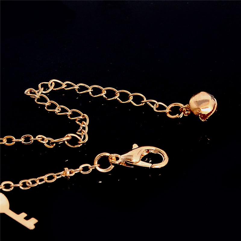 HTB1Iz0ELpXXXXazXFXXq6xXFXXXd Golden Foot Chain Jewelry Spirituality Ankle Bracelet For Women - 5 Styles