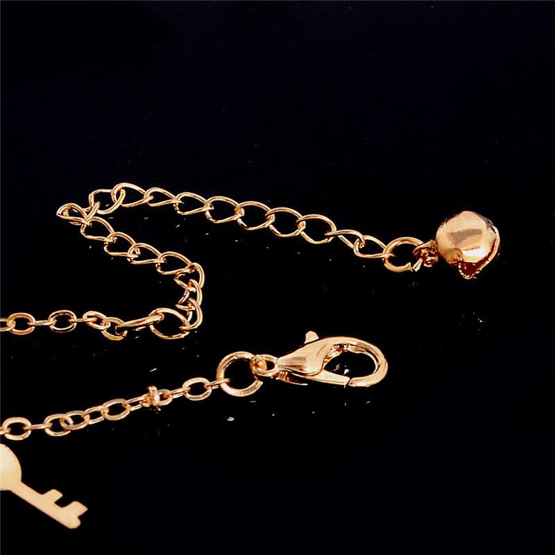 HTB1Iz0ELpXXXXazXFXXq6xXFXXXd Golden Foot Chain Jewelry Spirituality Ankle Bracelet For Women - 5 Styles