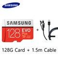 SAMSUNG Memory Cards Micro SD Card 64GB 128GB 32GB SDHC SDXC Grade EVO+ Class 10 C10 UHS TF Cards Trans Flash Micro sd 128 gb 32