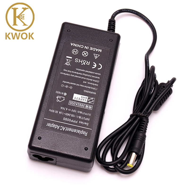 2017 Universal Power Supply 19V 4.74A 90W For Acer Aspire 4710G 4720G 4730 AC Adapter Laptop Adapter Charger For Acer Notbook адаптер ноутбука avanshare 19v 7 9a ac 120w 5 5 1 7 acer for acer