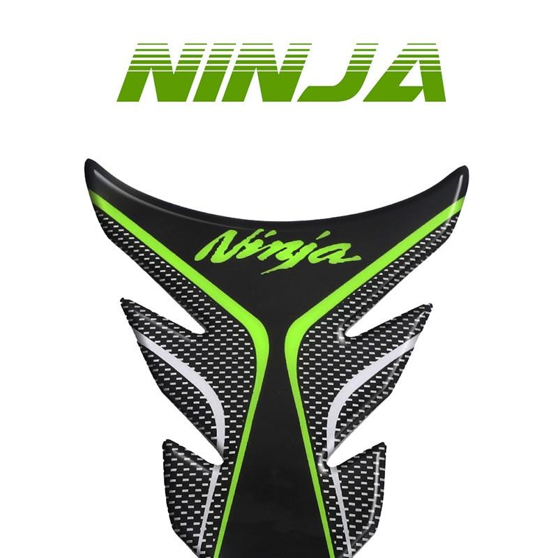 Fits For Kawasaki Ninja Z900 Z1000 Z800 Z750 Z650 Z 800 1000 900 Motorcycle Gas Tank Pad Protector Stickers Decals Fish Bone