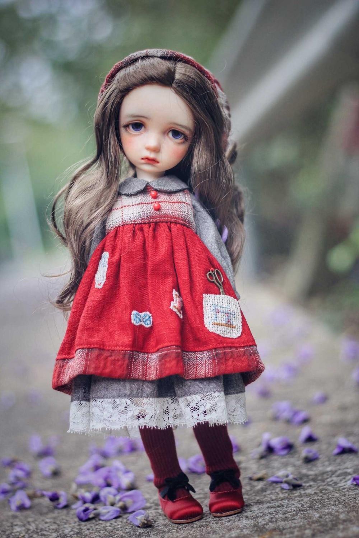 1/6BJD ตุ๊กตา imda 3.0 ฟรี eye เลือกสี-ใน ตุ๊กตา จาก ของเล่นและงานอดิเรก บน   1