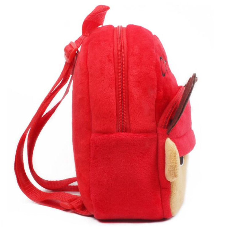 Hot-Super-Kawaii-One-Piece-Luffy-Chopper-Plush-Backpacker-Kids-School-Bags-Children-Gifts-2