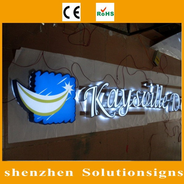 led channel letter sign maker
