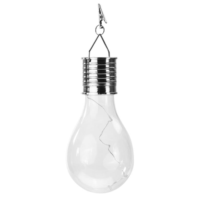 Decorative Solar Lights For Garden Outdoor Lamp Hanging Lantern Yard Patio Decor