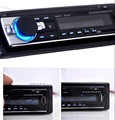 Oversea Bluetooth Car Stereo Audio 1 DIN In-Dash FM Aux Input Receiver SD USB MP3 Radio