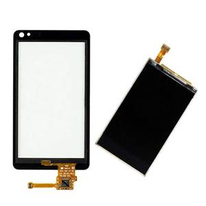 0a851e0e5a8 For Nokia N8 Touch Screen Digitizer Sensor Glass + LCD Display Screen Panel  Monitor