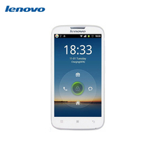 Original LENOVO A560 5.0 pouce Snapdragon MSM8212 quad core Android 4.3 2MP 512 MB RAM 4 GB ROM GSM 3G WCDMA double sim smartphone
