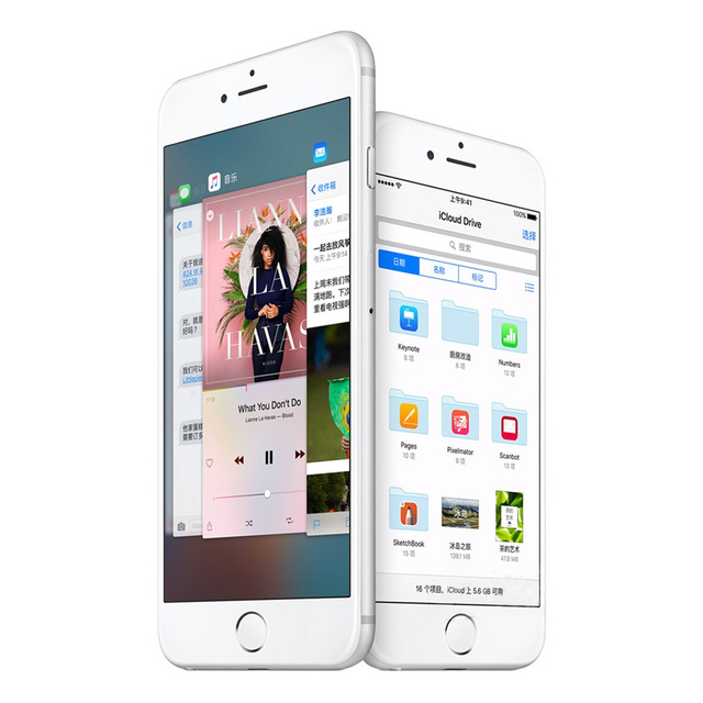 "Unlocked Apple iPhone 6S Plus 2GB RAM 16/64/128GB ROM 4.7""&5.5"" Dual Core 12.0MP Camera 4K Video iOS LTE fingerprint 5"