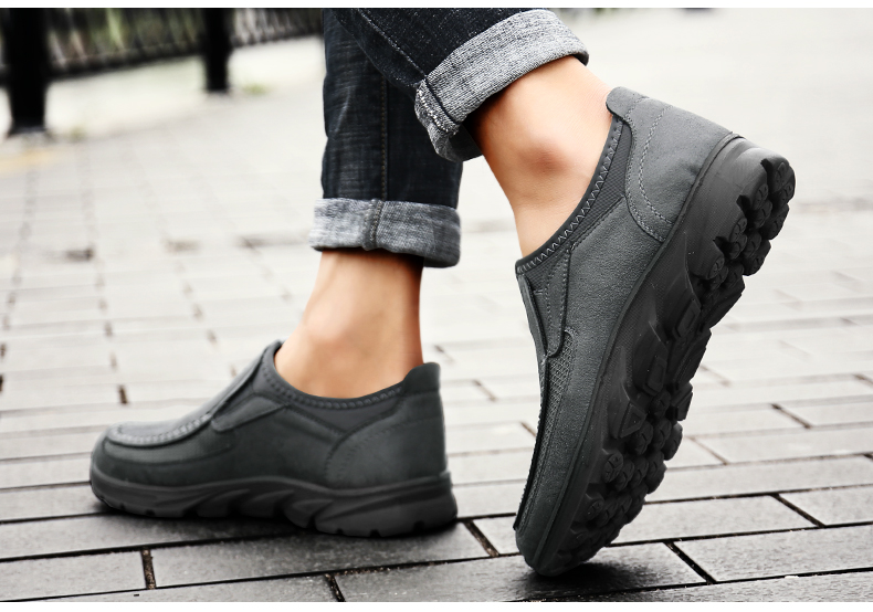 HTB1Iz3TaouF3KVjSZK9q6zVtXXab Men Casual Shoes Loafers Sneakers 2019 New Fashion Handmade Retro Leisure Loafers Shoes Zapatos Casuales Hombres Men Shoes