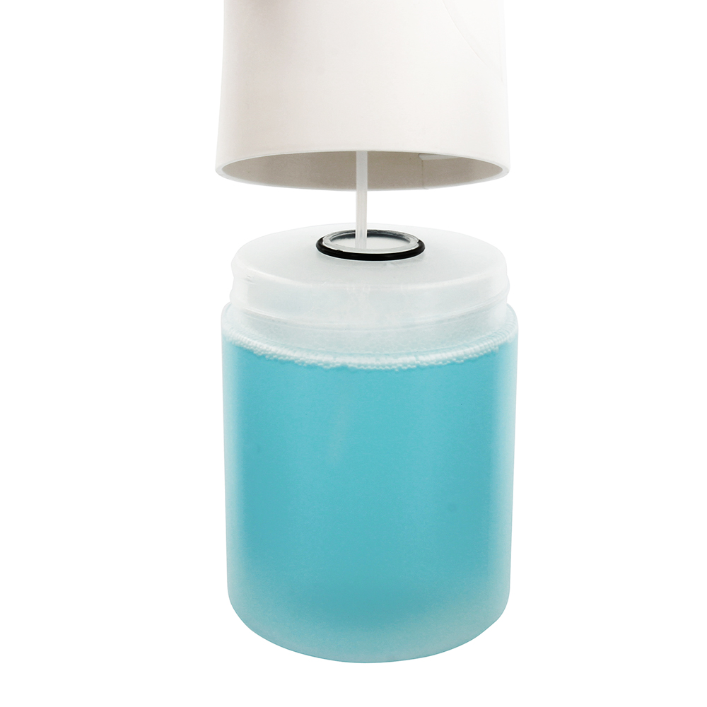 The Latest 350ML Plastic Touchless Automatic Foam Soap Dispenser For Bathroom And Kitchen