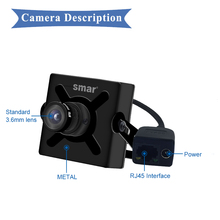Smart IP Camera with Motion Detection for Home Security