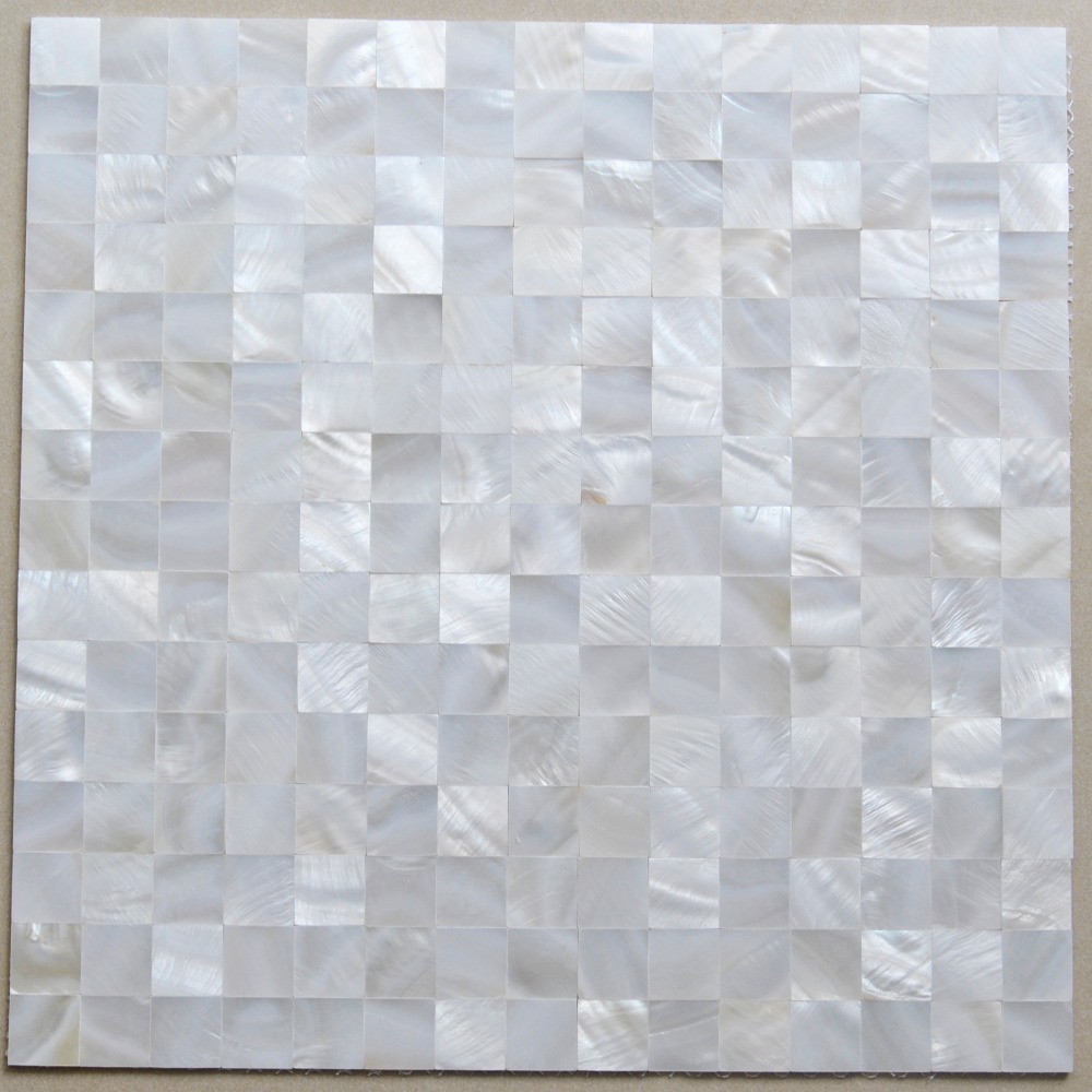 Mother of pearl tile mirror wall decor mesh mounted 45 inch mother of pearl tile mirror wall decor mesh mounted 45 inch squared white kitchen backsplash mosaics seamless bath shell tiles on aliexpress alibaba dailygadgetfo Image collections